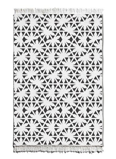 Morhipo Home Çift Taraflı Kilim 120x180 cm Siyah